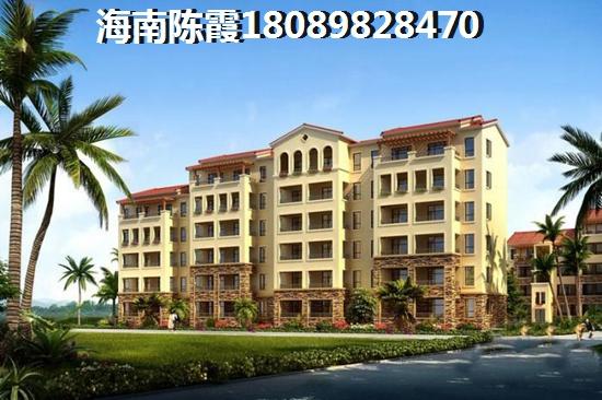 海棠湾银海实景图